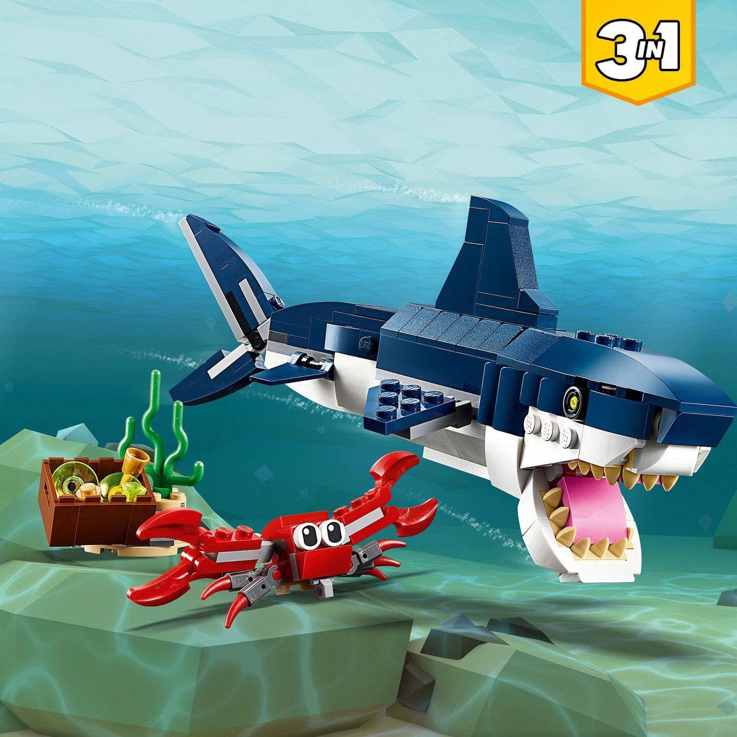 Изображение Deep Sea Creatures