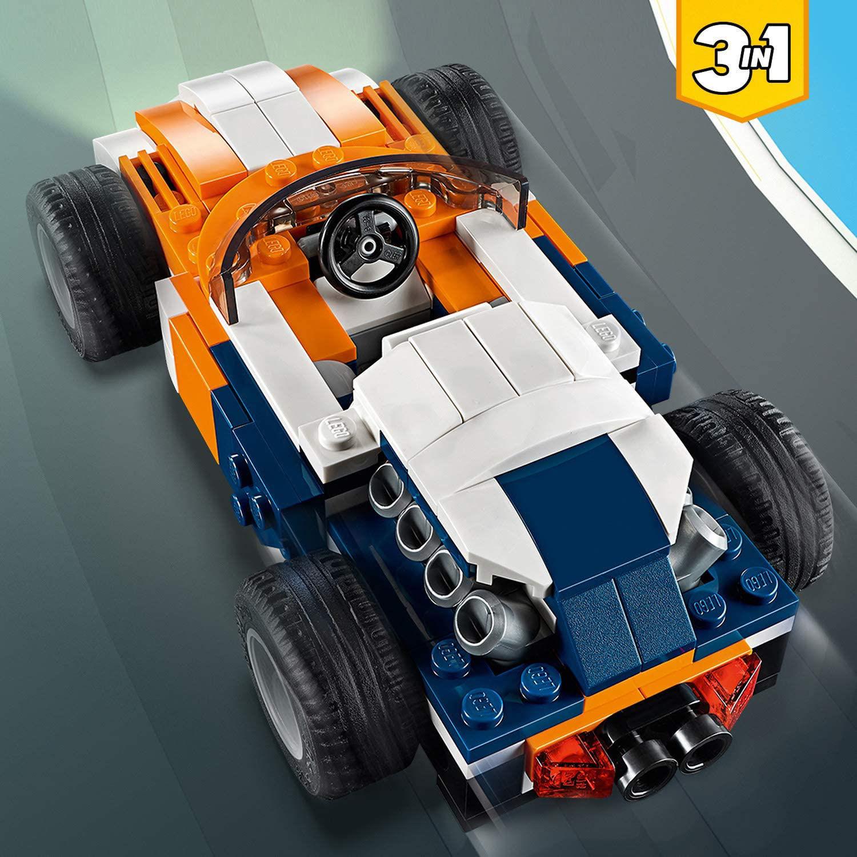 Изображение Sunset Track Racer