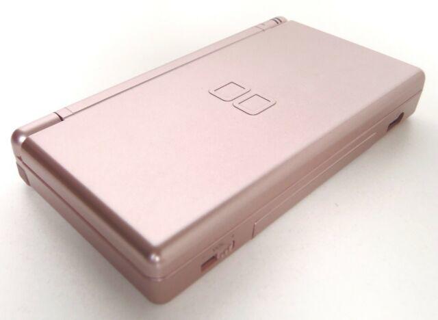 Nintendo DS Lite Console Metallic rose