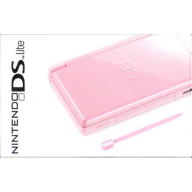 Nintendo DS Lite Console Baby Pink