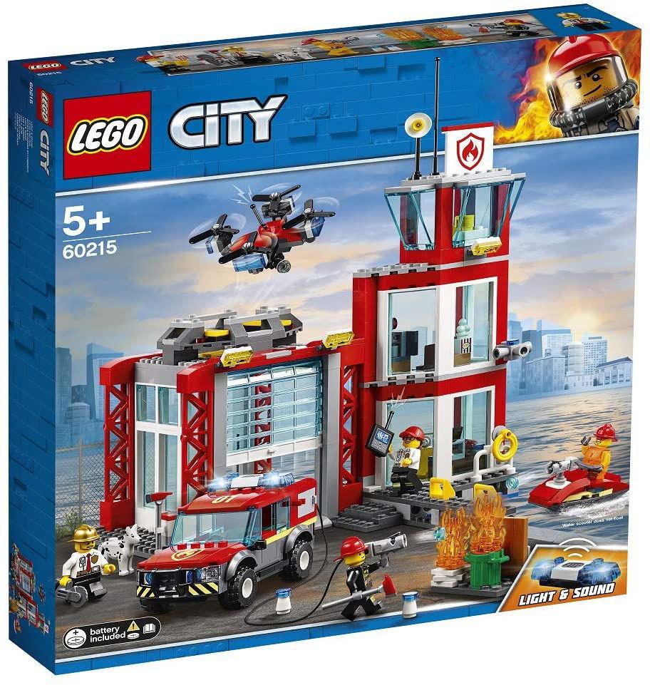 Изображение Fire Station