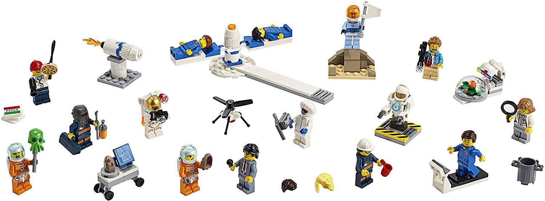 Изображение LEGO City «Комплект минифигурок «Исследования космоса»» 60230