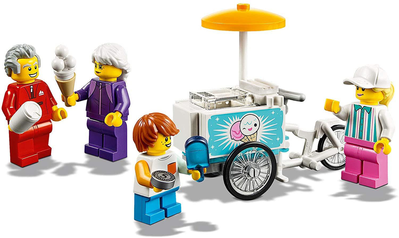 LEGO City People Pack  Fun Fair Minifigure Set 60234