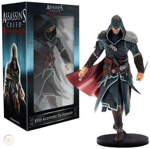 Assassins Creed Ezio Auditore Da Firenze Figure