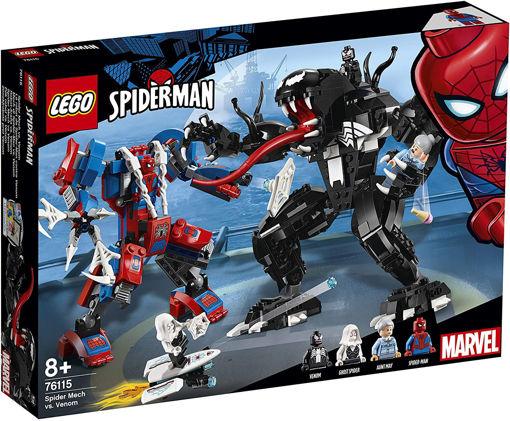 Изображение Spider Mech vs. Venom