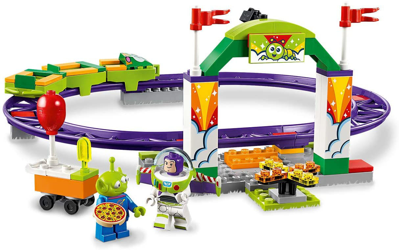 Изображение Carnival Thrill Coaster