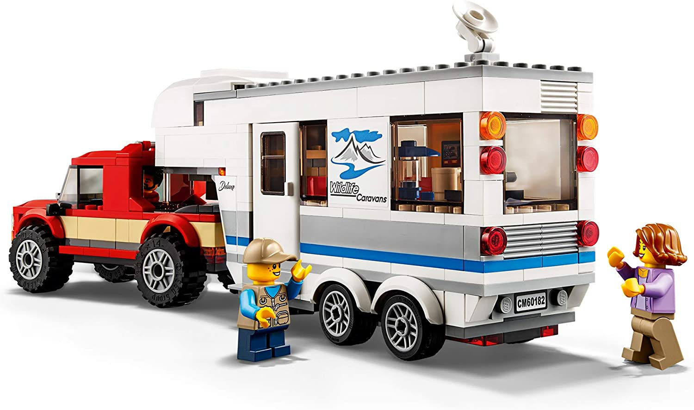 Picture of Pickup & Caravan
