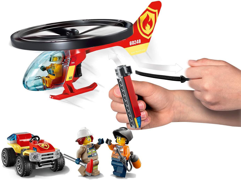 Изображение Fire Helicopter Response
