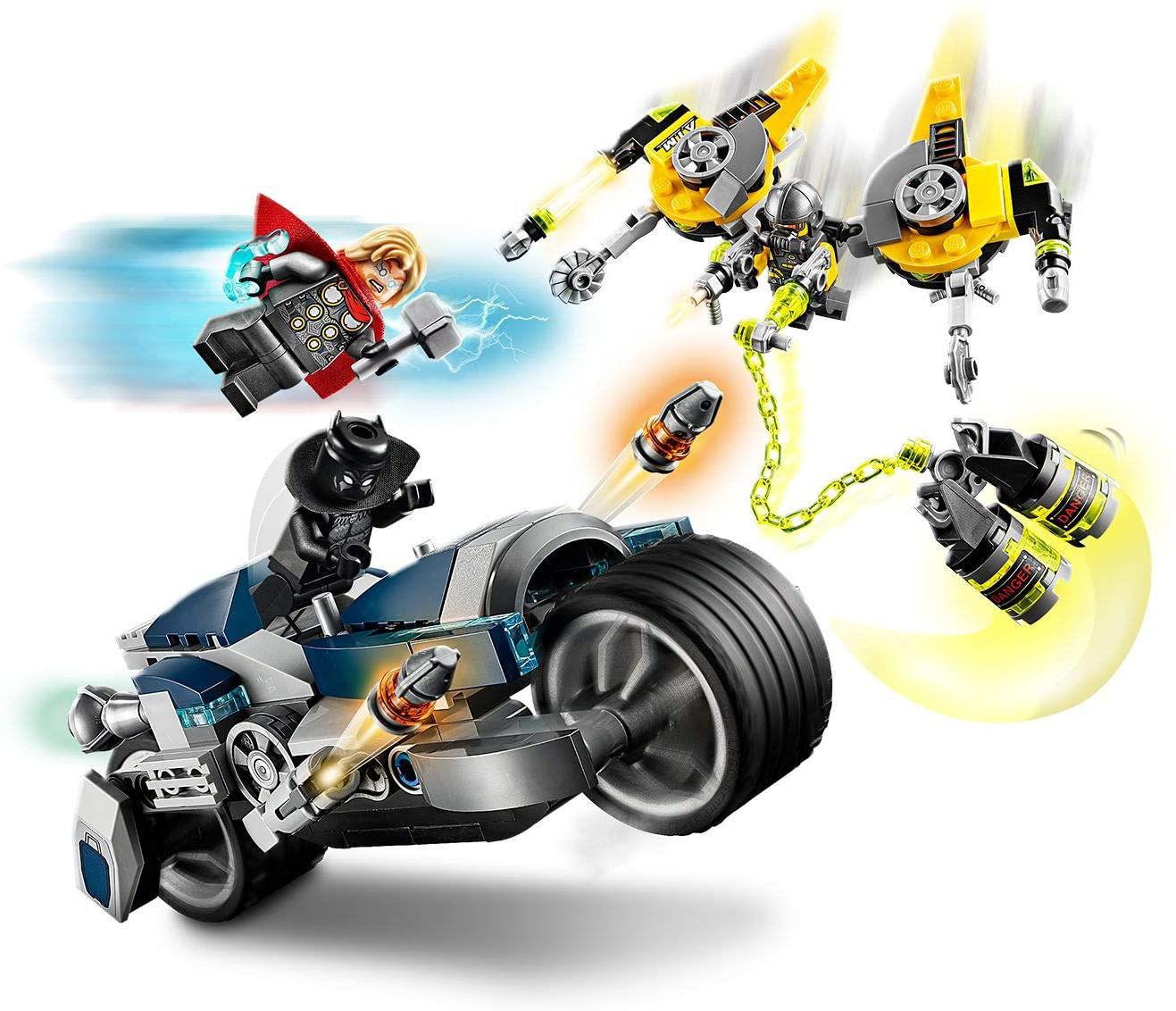 Зображення Avengers Speeder Bike Attack