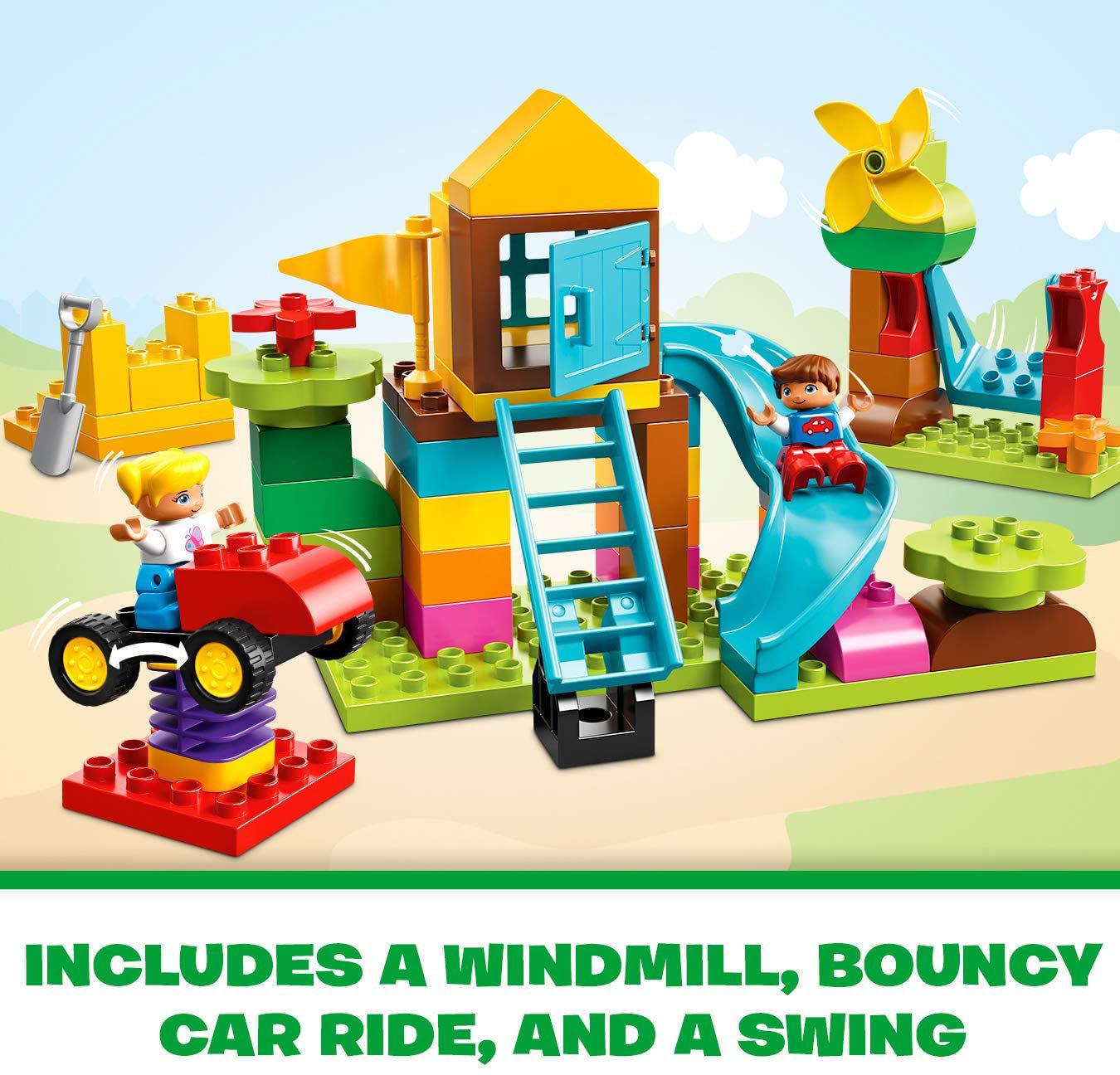 Изображение Large Playground Brick Box