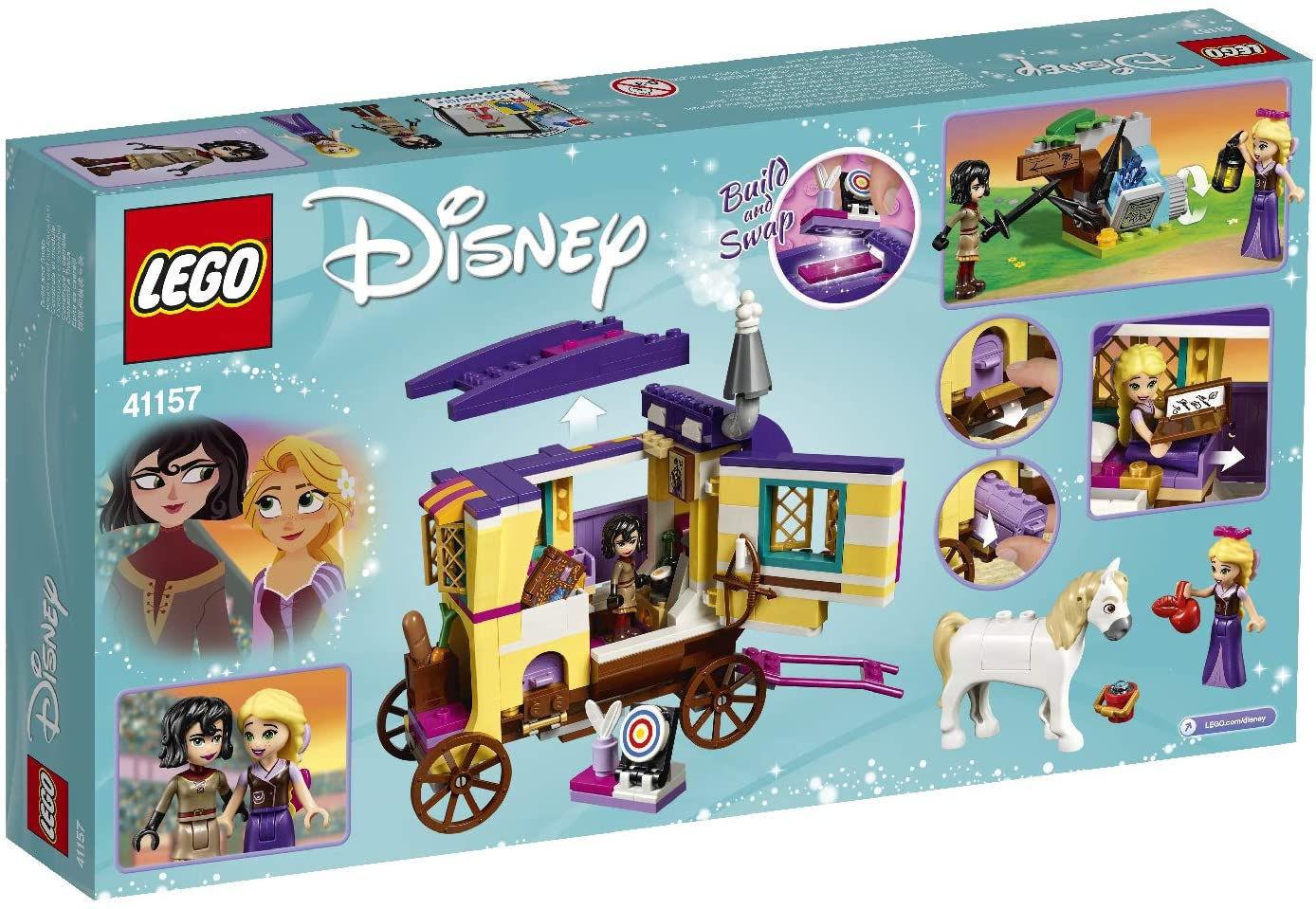 Изображение Rapunzel's Traveling Caravan