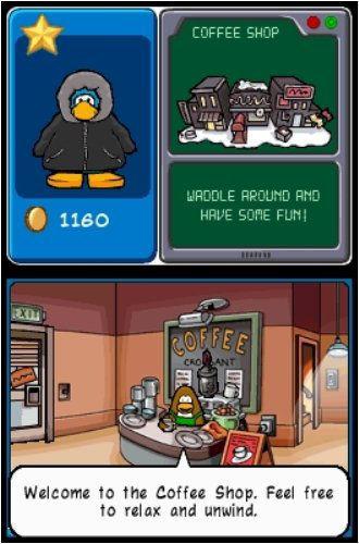 Disney's Club Penguin Elite Penguin Force (Nintendo DS)