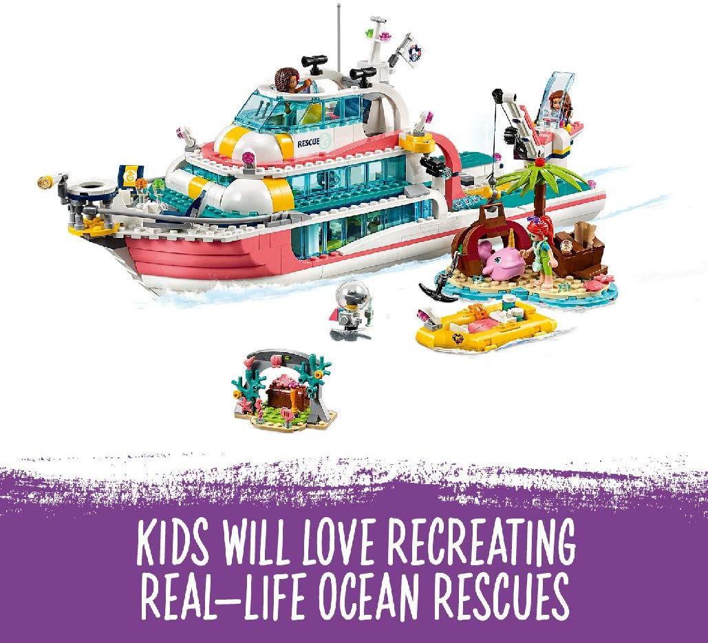 Imagen de Rescue Mission Boat