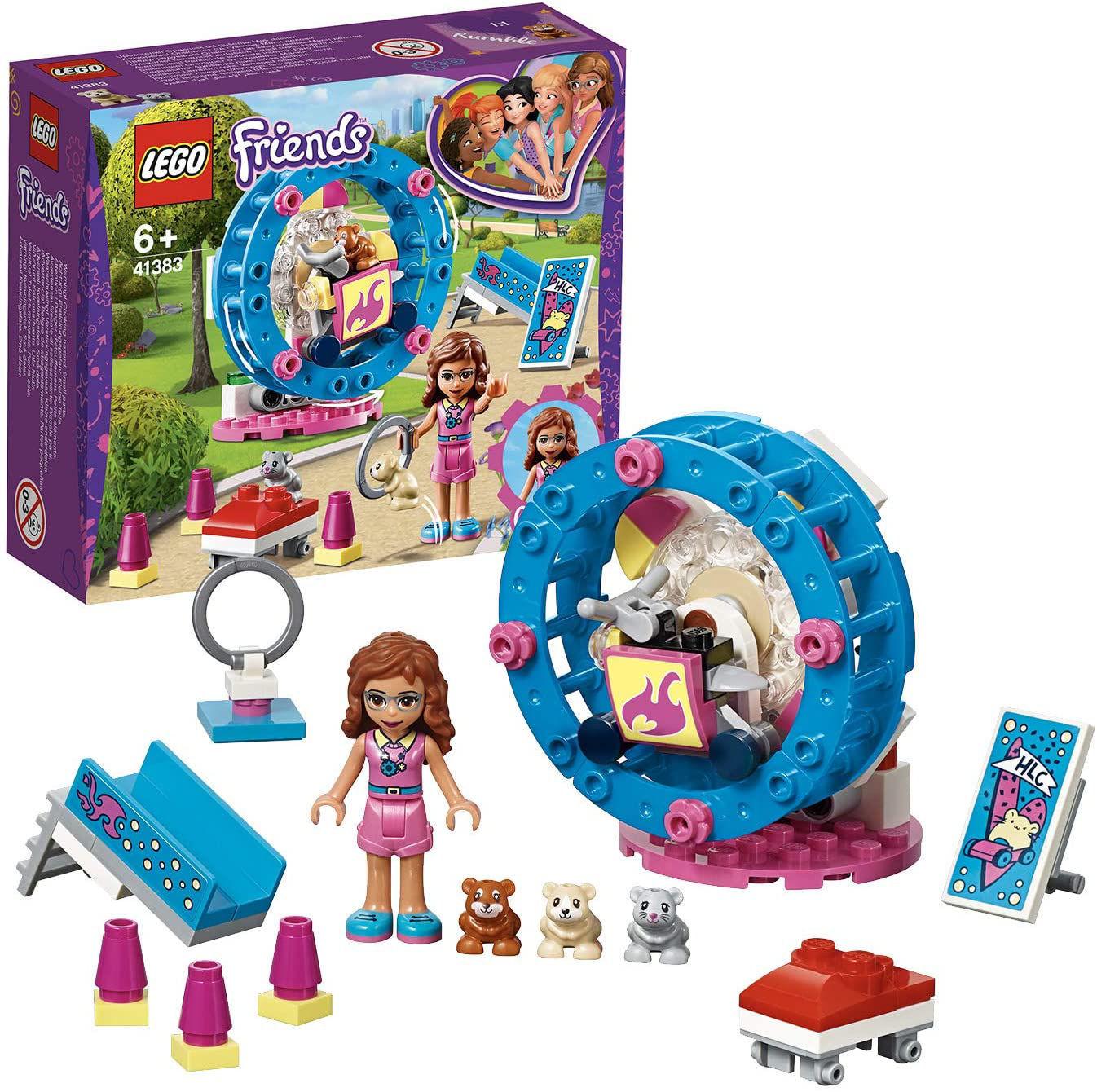 Зображення Olivia's Hamster Playground