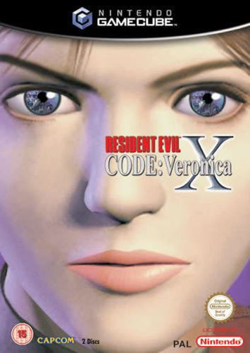 Gamecube - Resident Evil Code: Veronica X