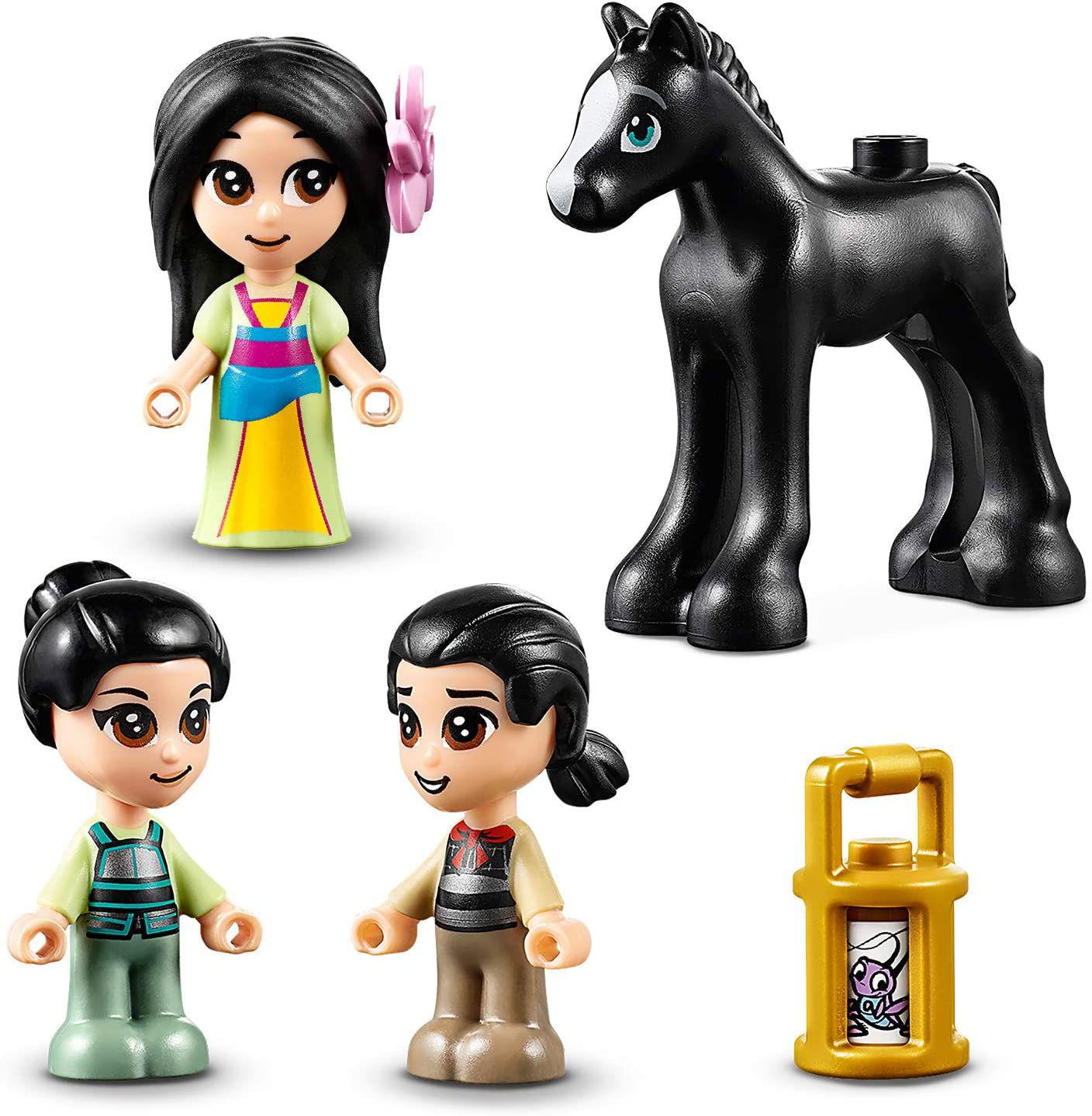 Изображение Mulan's Storybook Adventures
