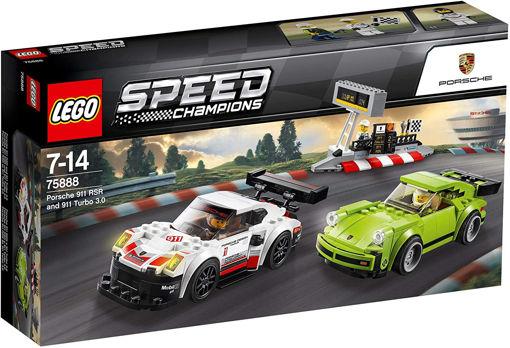 Изображение Porsche 911 RSR and 911 Turbo 3.0