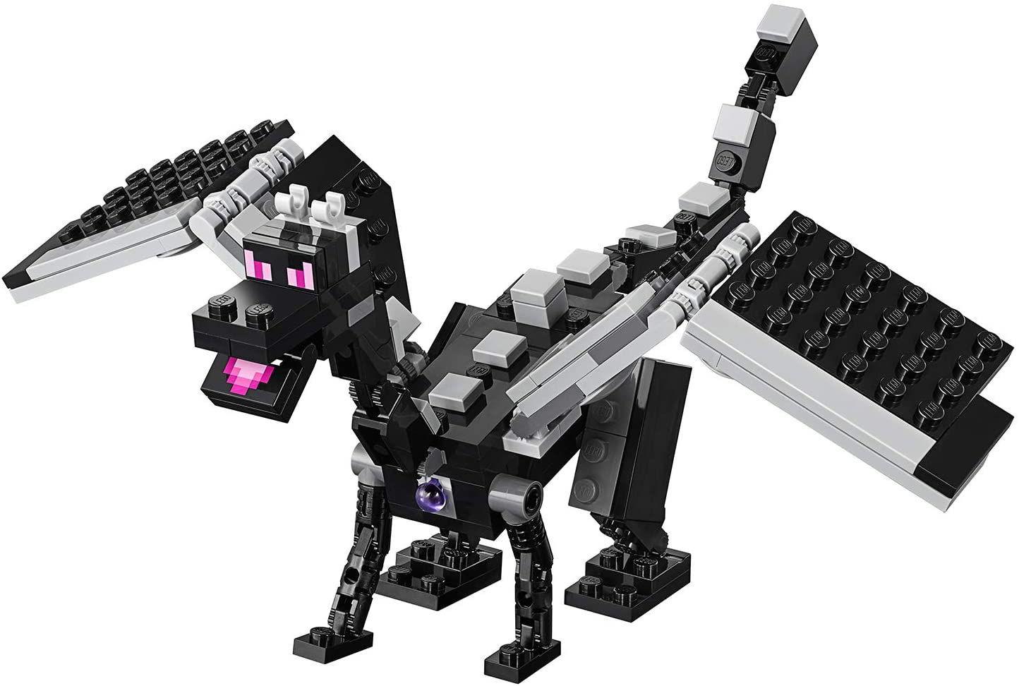 Зображення Lego Minecraft -The End Battle 21151