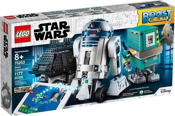 LEGO BOOST LEGO Star Wars Droid Commander 75253