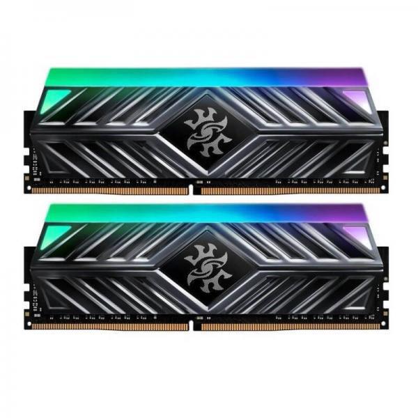 Изображение Adata XPG Spectrix D41 16GB (8GBX2) DDR4 3200MHz RGB