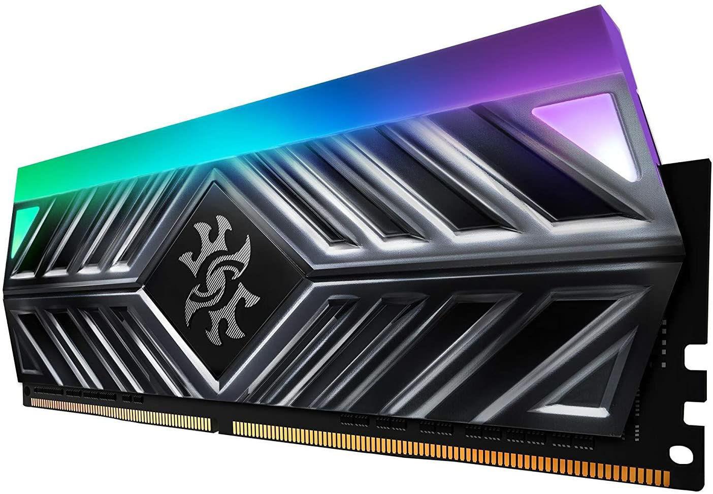 Изображение ADATA XPG SPECTRIX D41 RGB DDR4/ 16 GB (2x 8 GB kit)/ 3600 MHz