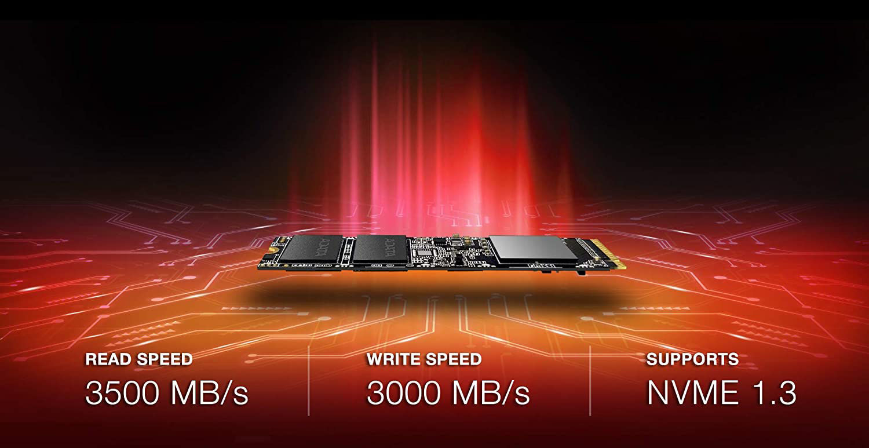 Изображение ADATA XPG SX6000 Lite SSD ASX6000LNP