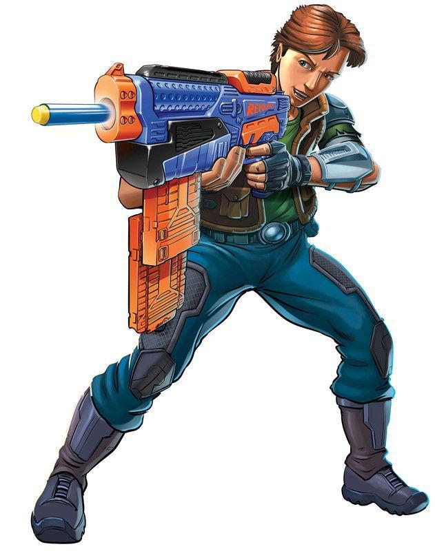 Imagen de רובה חצים רבולושן Air Warriors