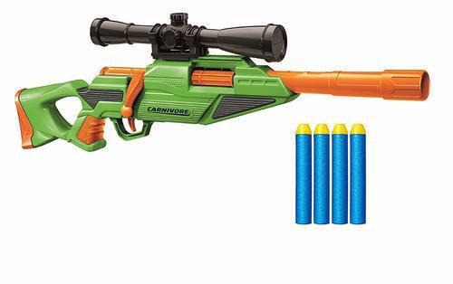 Зображення רובה חצים – צלפים קרניבור Air Warriors