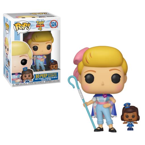 Изображение POP: Disney: Toy Story 4 - Bo Beep W/Officer Funko