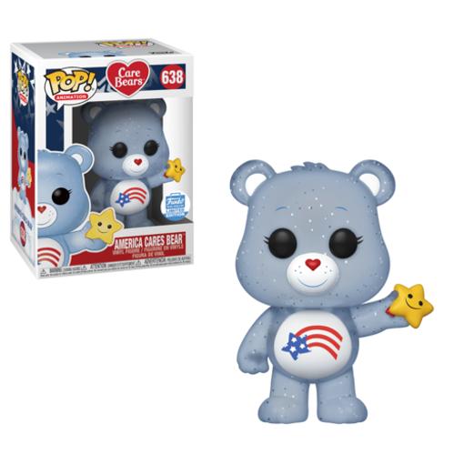 Изображение POP Animation: Care Bears - 4th Of July Bear
