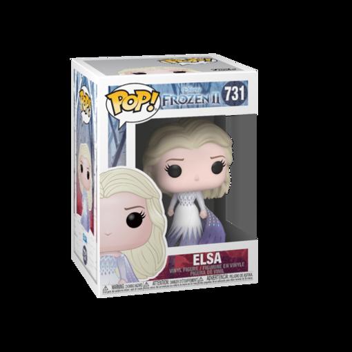 Изображение POP Disney: Frozen 2 - Elsa (Epilogue Dress Funko)