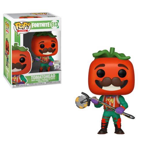 Изображение Pop Games: Fortnite S3- TomatoHead Funko