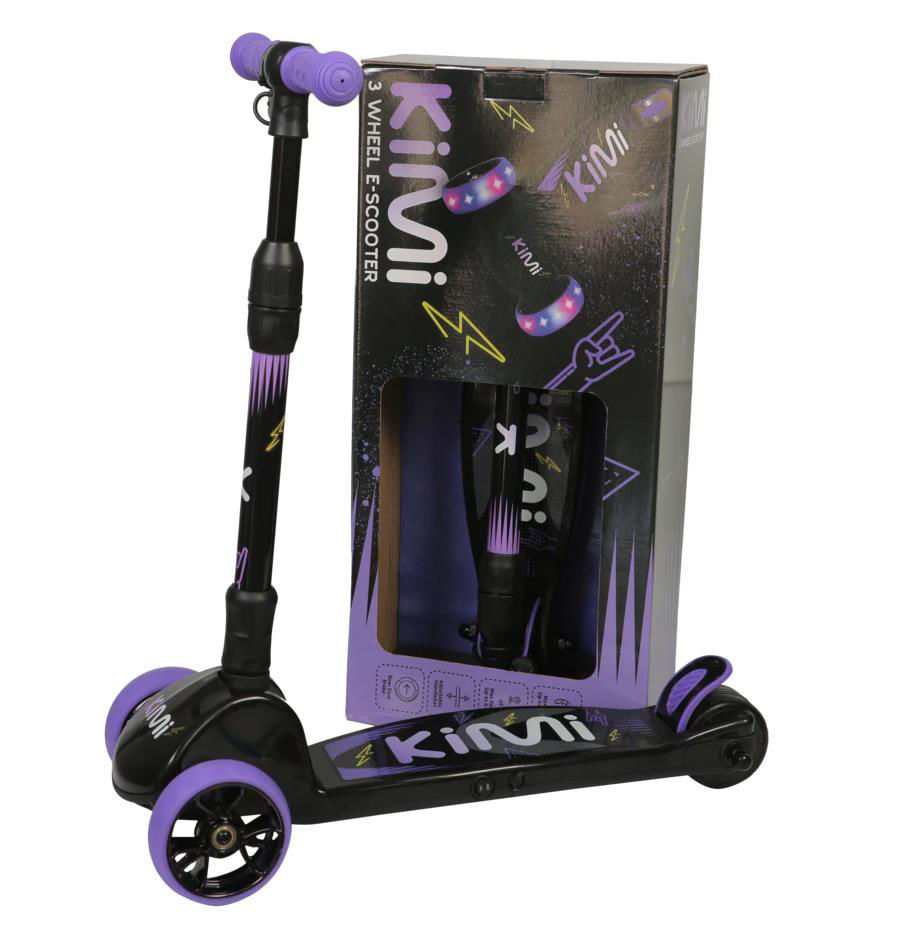 Изображение Kimi Electric Scooter - Shiny Purple