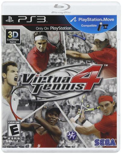 Picture of Virtua Tennis 4