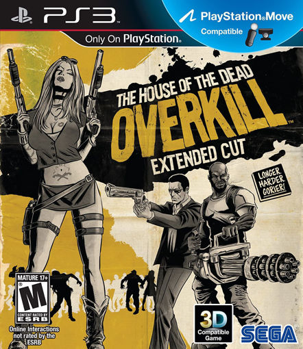 Picture of House of the Dead OVERKILL - Extended Cut