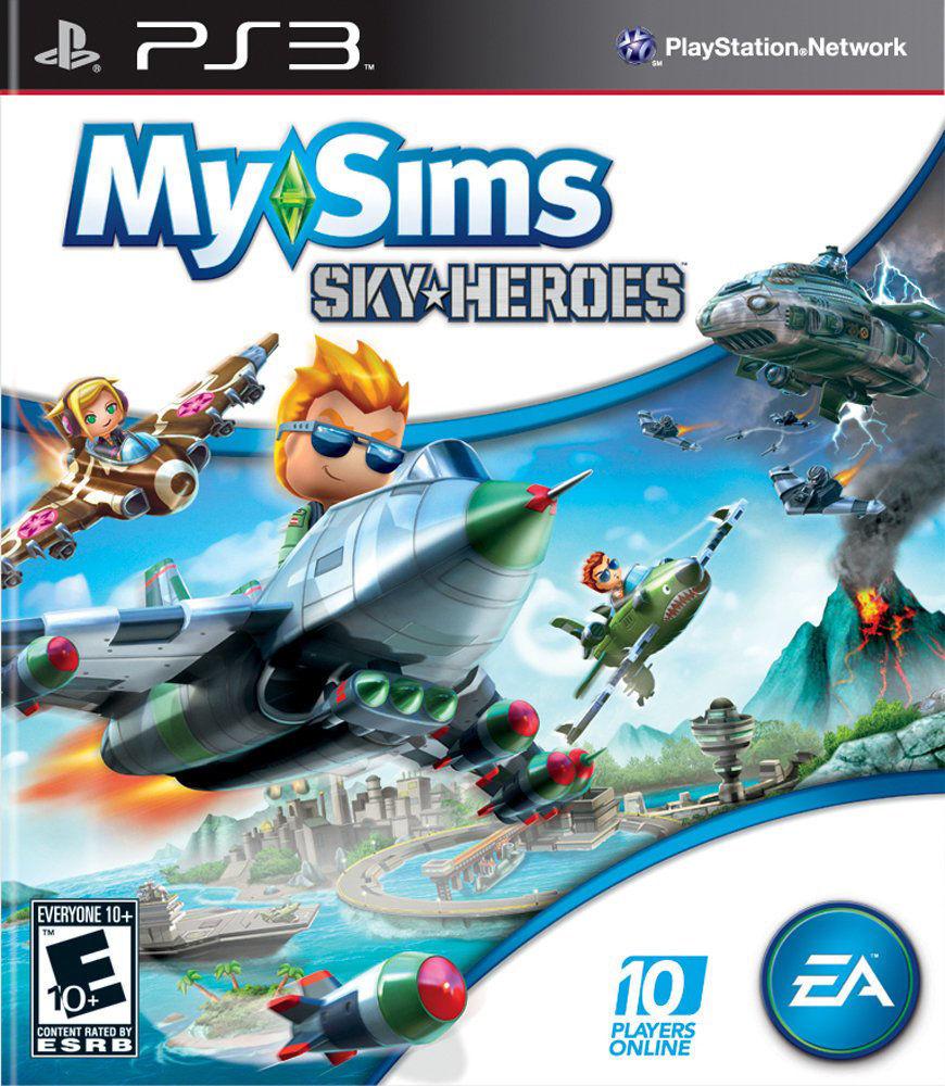 Изображение MySims Sky Heroes