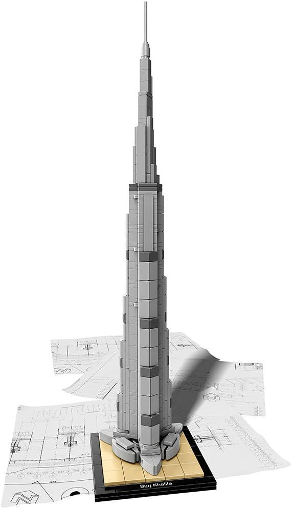 Изображение Lego Burj Khalifa
