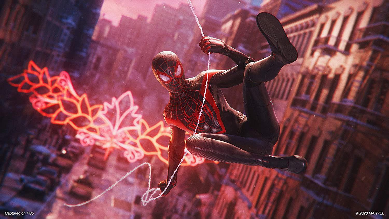 Изображение Marvel's Spider-Man: Miles Morales Ultimate Launch Edition