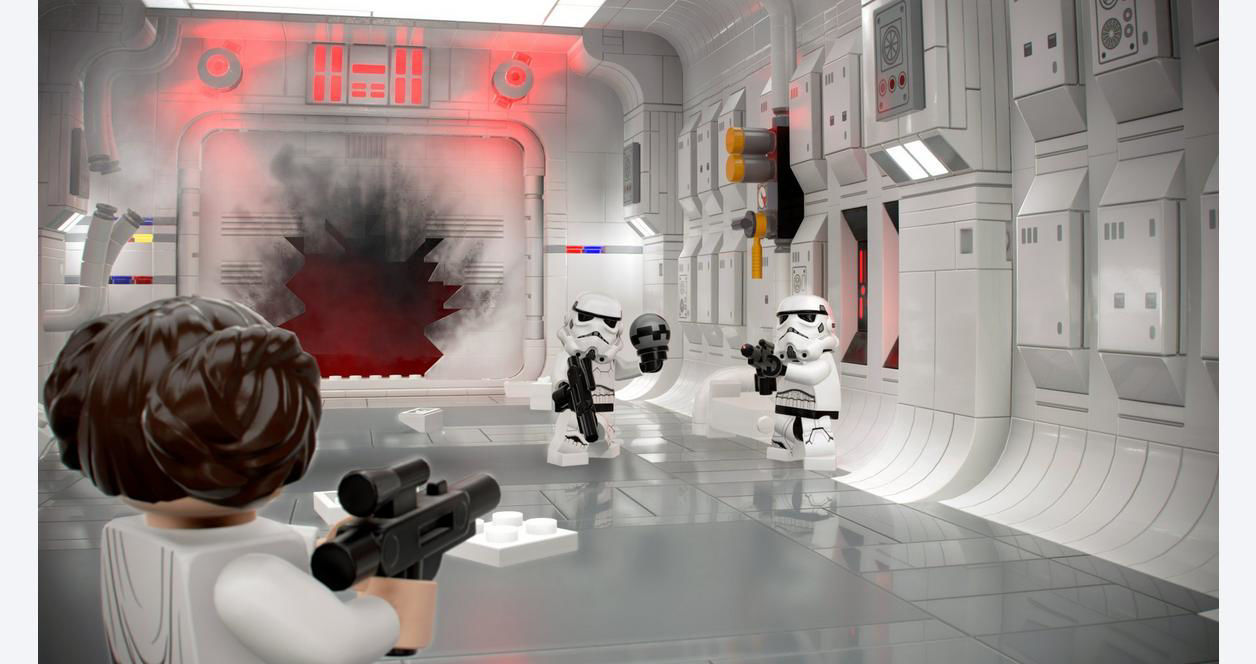 Picture of LEGO Star Wars: The Skywalker Saga Deluxe Edition