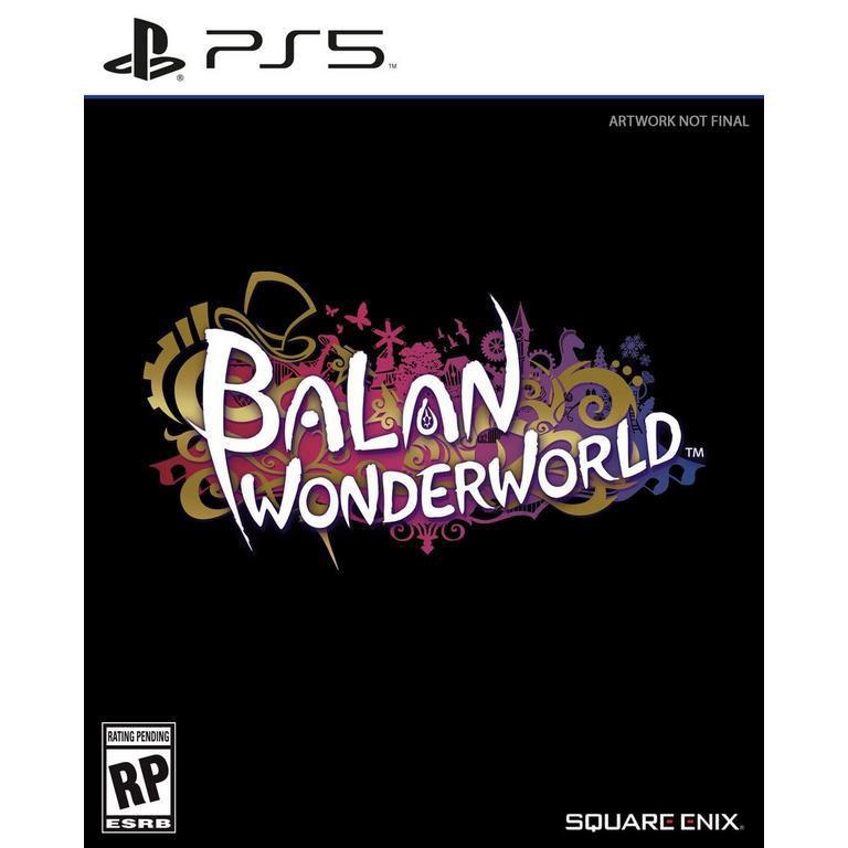Изображение Balan Wonderworld