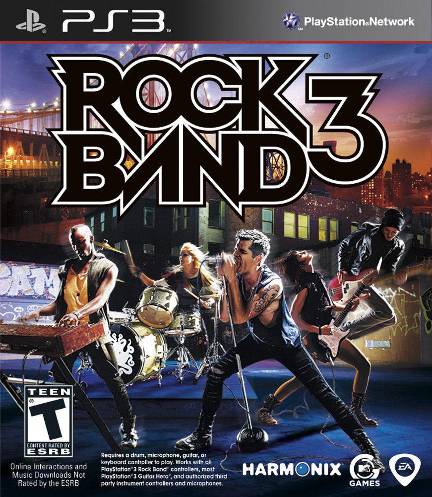 Изображение Rock Band 3