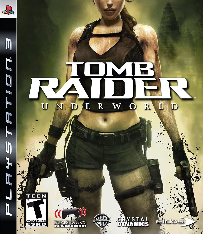 Изображение Tomb Raider Underworld