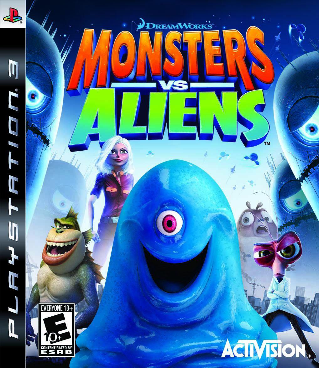 Image de Monsters vs. Aliens