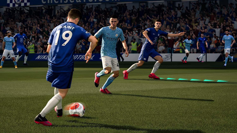 Изображение FIFA 21 CHAMPIONS EDITION