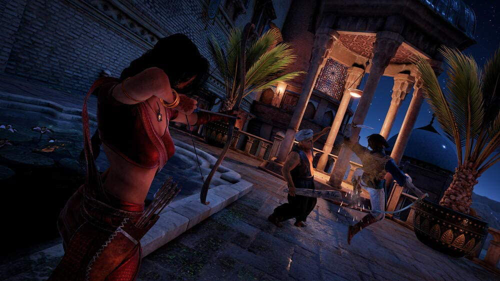 Изображение PRINCE OF PERSIA: THE SANDS OF TIME REMAKE
