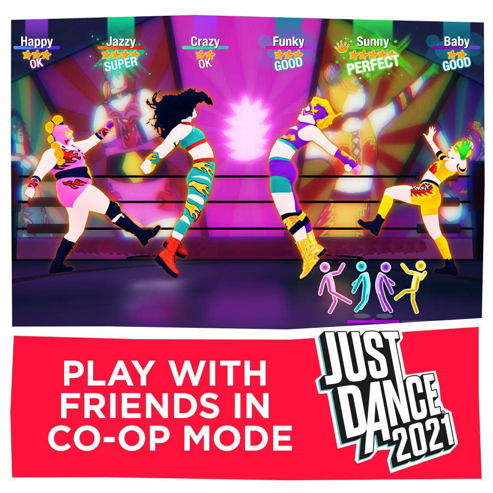 Picture of JUST DANCE 2021
