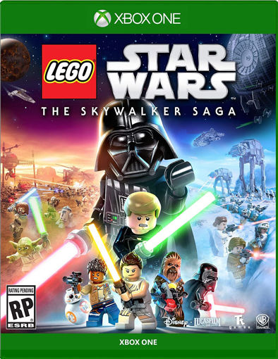 Изображение LEGO STAR WARS: THE SKYWALKER SAGA