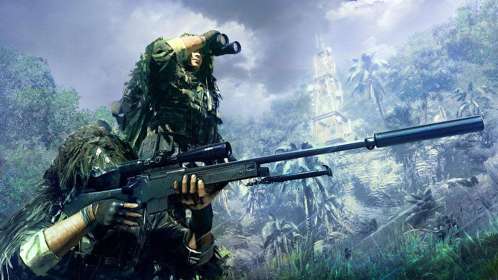 Изображение Sniper: Ghost Warrior