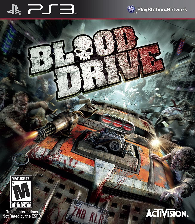 Imagen de Blood Drive