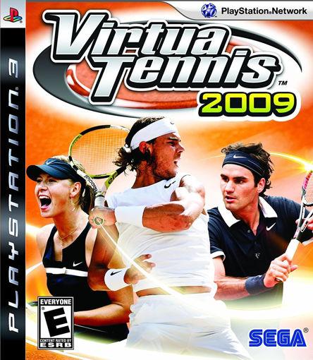 Imagen de Virtua Tennis 2009